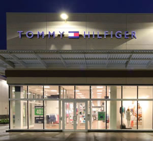 Featured Project - Tommy Hilfiger Retail Construction